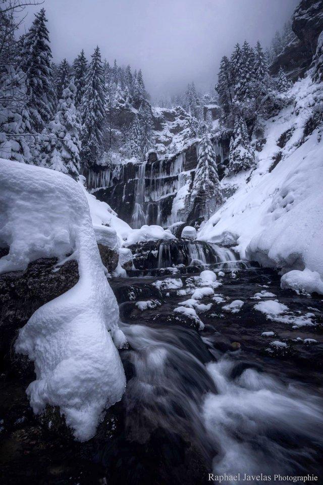 Saint-Même en hiver