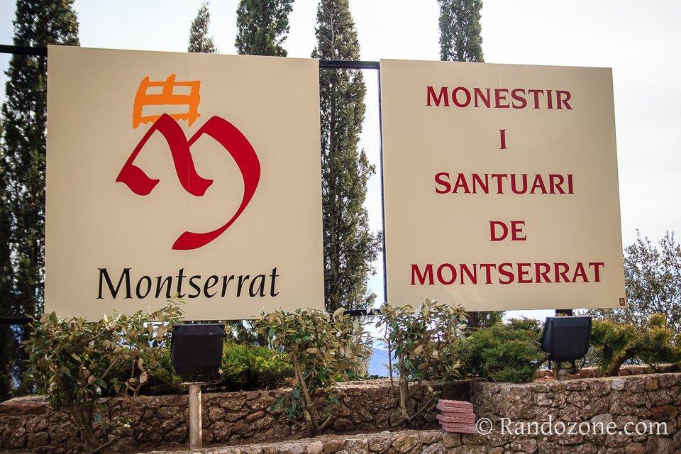 Panneau monastère