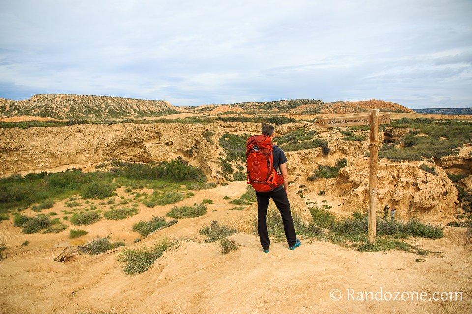 On va descendre dans le canyon