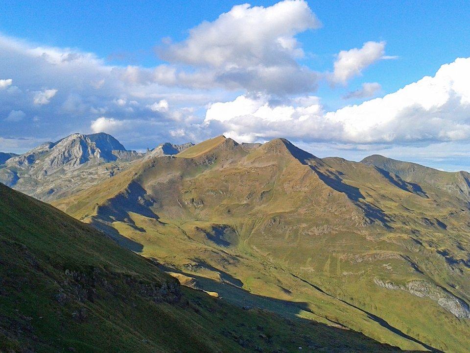 Autre vue depuis le sommet du Pic d'Ayous