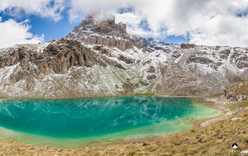 Lac Premier et le Brec de Chabeyron