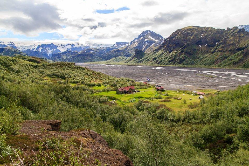 Camping de Þórsmörk