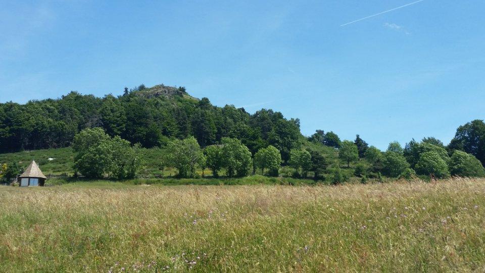 Le Mont Alhérac