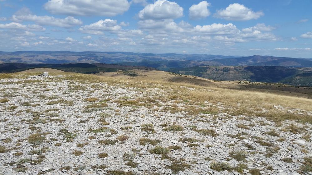 Une autre vue depuis le sommet de Gargo