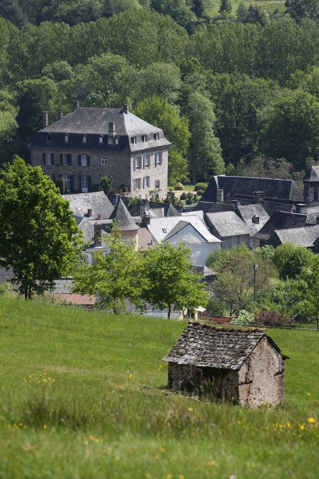 Village du Saillant
