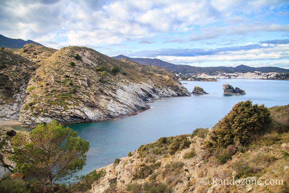 Randonnée depuis Cadaqués en Catalogne