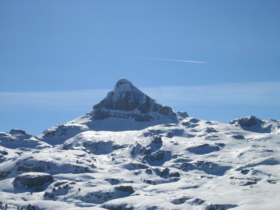Pic d'Anie sous la neige