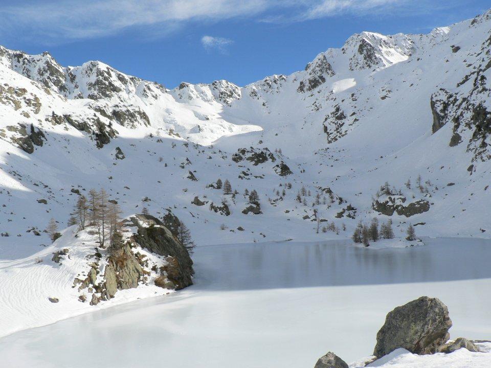 Lac Trecolpas