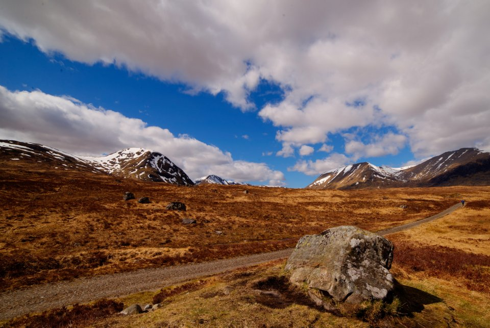 Trekking : Randonner sur le West Highland Way en Ecosse