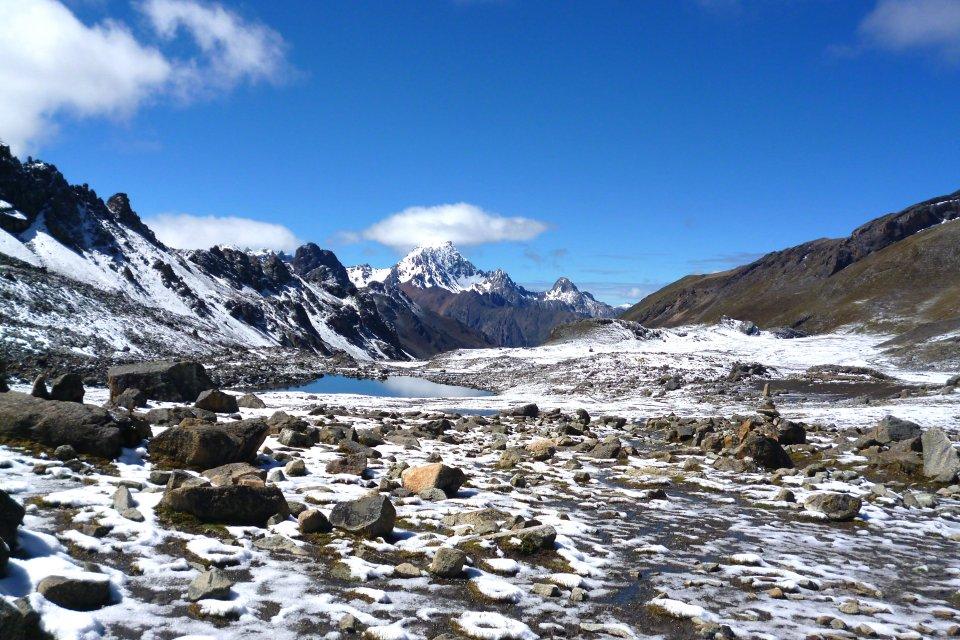 Trekking au Pérou sur Huayhuash
