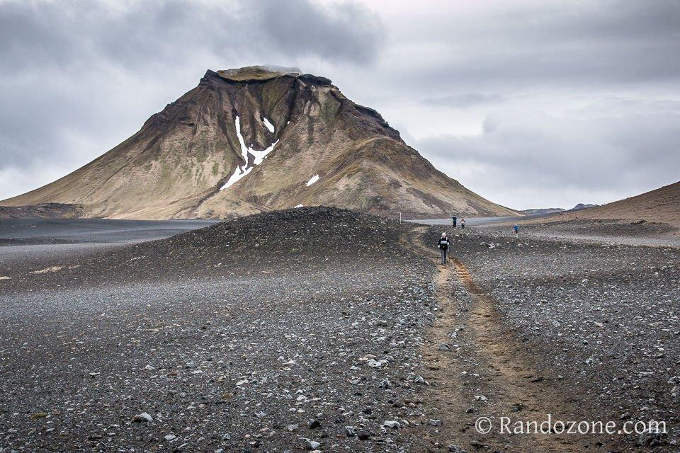 Des paysages improbables en Islande
