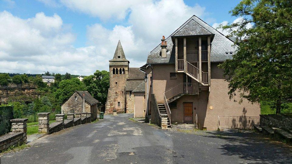 L'église Sainte Fauste