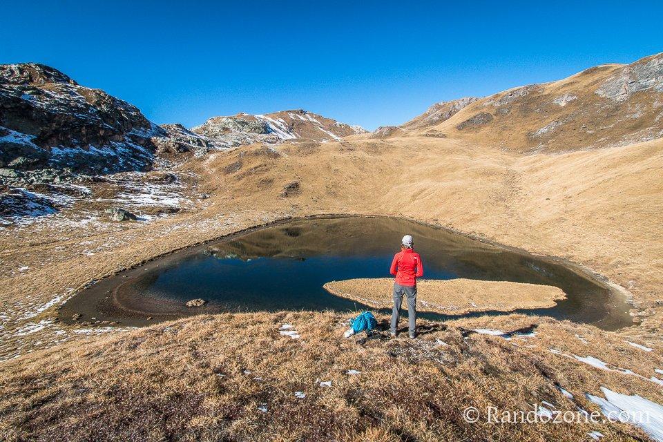 Randonnée pédestre : Randonnée au lac du Clou en passant par le Monal