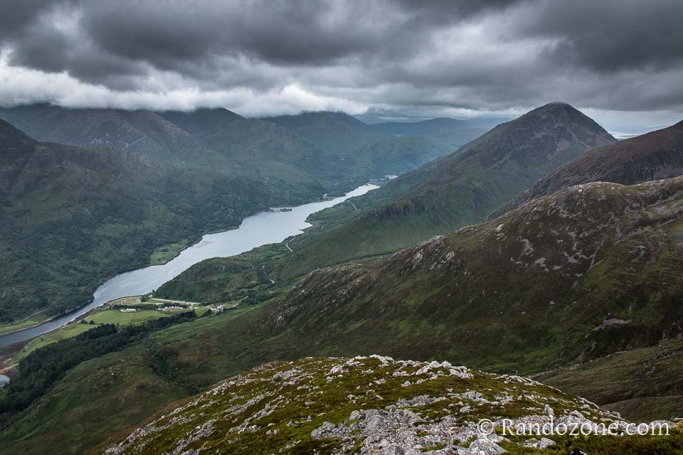 Le fond du Loch Leven