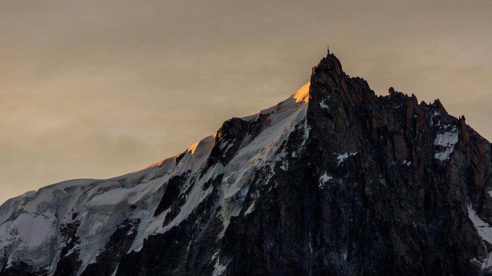 L'Aiguille-du-Midi