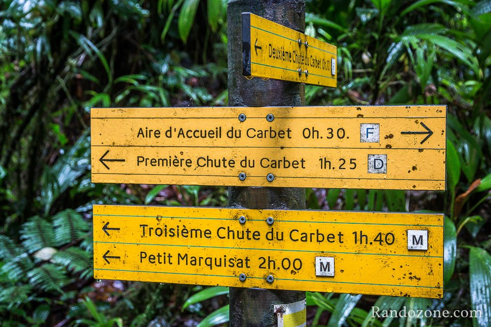 Plusieurs balades et randonnées sont accessibles sur le site payant