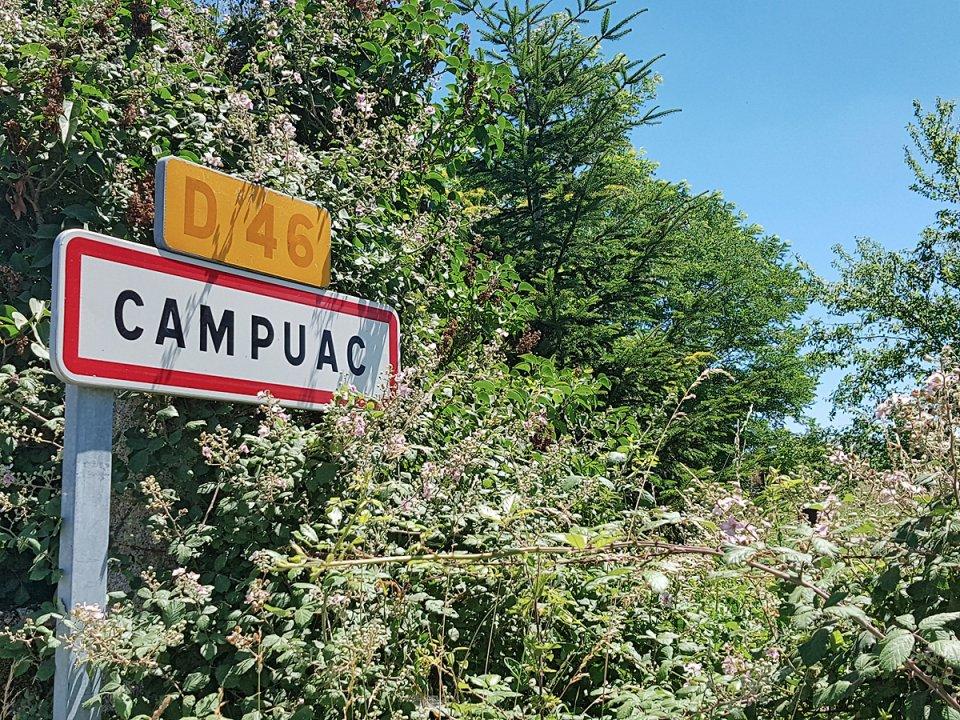 De retour à Campuac pour une pause bien méritée