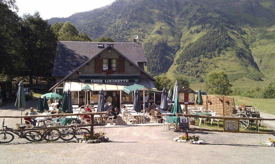 Vtt entre luz saint sauveur et chez louisette vtt - Office tourisme luz st sauveur ...