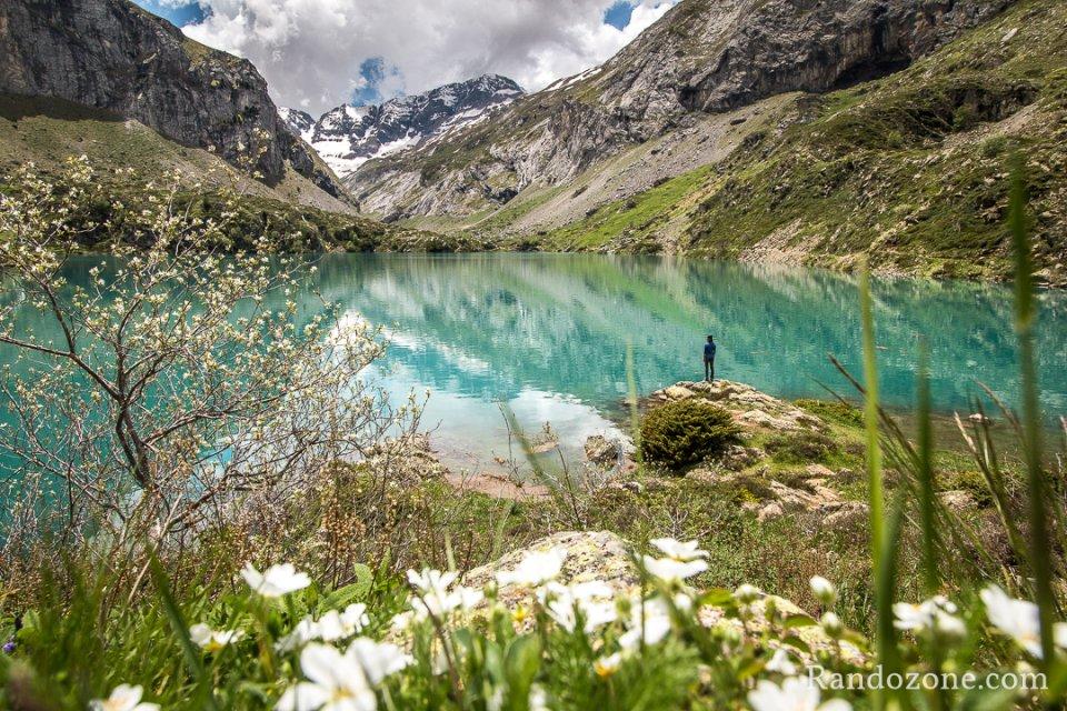 Balade : Pic de Tentes et lac des Gloriettes