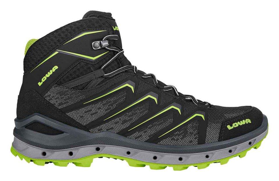 Chaussures de fast hiking Lowa Aerox Gtx Mid
