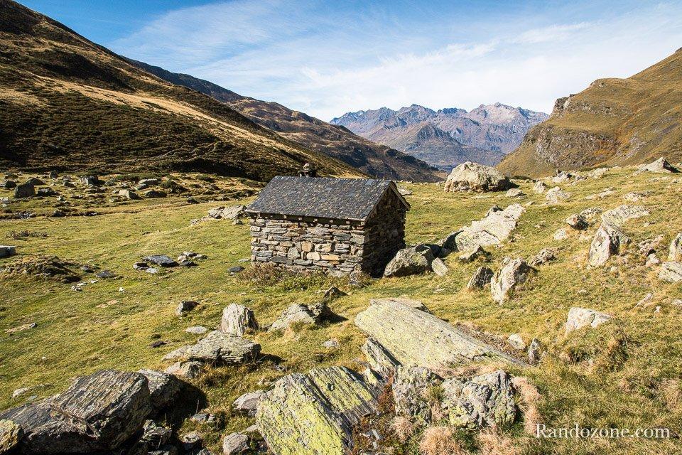 La petite cabane en pierre du Sausset