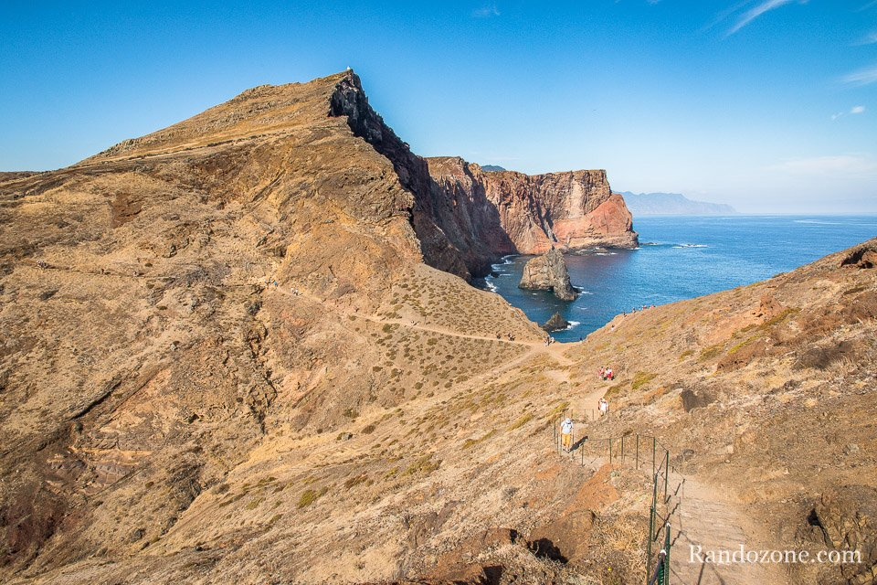 Randonnée au Pico do Furado