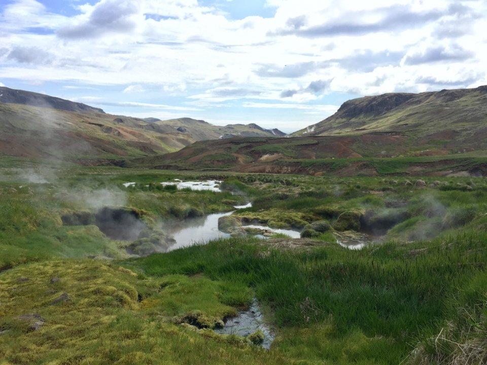 Islande - Hyvergarøi