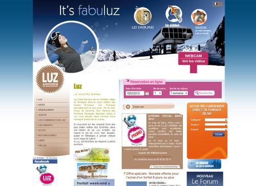 Office de tourisme de luz saint sauveur office de tourisme - Luz saint sauveur office de tourisme ...