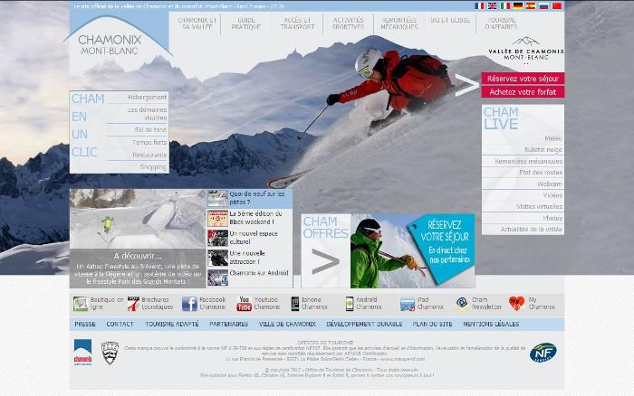 Ot de chamonix mont blanc office de tourisme - Chamonix office de tourisme ...