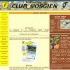 F�d�ration du club Vosgien