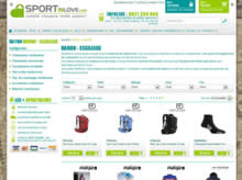 Boutique outdoor en ligne sportinlove